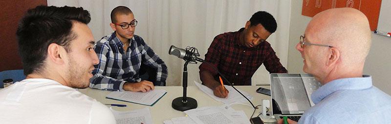 Självbildarna skriver rikstäckande avtal med Kriminalvården för uttal- och kommunikations-utbildning