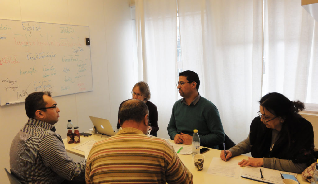 Kurs med läkare för Region Skåne